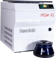 Didelio greičio, itin didelė centrifuga Herolab HiCen XL