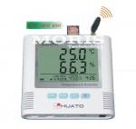 Drėgmės/temperatūros matuoklis-kaupiklis Huato S500-TH-GSM