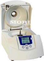 Maža, nedidelės talpos centrifuga Herolab MicroCen 16