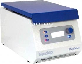 Didelio greičio, mažos talpos centrifuga Herolab MicroCen M