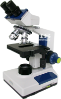 Binokularinis mikroskopas KRUSS MBL2000-PL-B