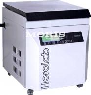 Didelio greičio grindinė centrifuga Herolab HiCen F