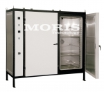 Multi-chamber low temperature electric oven SNOL 2x240/200