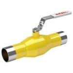 Rutulinis ventilis dujoms privirinamas NAVAL DN15, PN40