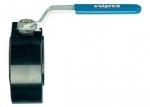 Rutulinis ventilis tarp flanšinis VALPRES 722000 DN50, PN16/40
