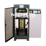 Automatic Console 2000kN Cube and Cylinder Compression Machine