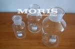 Durano stiklo piknometras, 1000 ml