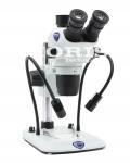 Trinokuliarinis stereo mikroskopas OPTIKA SZO-6