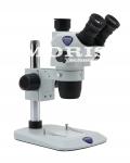 Trinokuliarinis stereo mikroskopas OPTIKA SZO-2