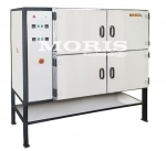 Multi-chamber low temperature electric oven SNOL 4x80/200