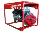 Benzininis elektros generatorius Zenessis ESE 8000 SH/E