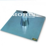 quare Plate 900 x 900mm made from galvanised steel