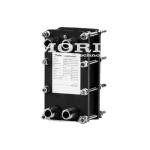 Danfoss išardomi plokšteliniai šilumokaičiai XG10-2-36/36