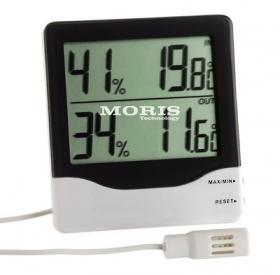 Skaitmeninis termometras / higrometras TFA 30.5013