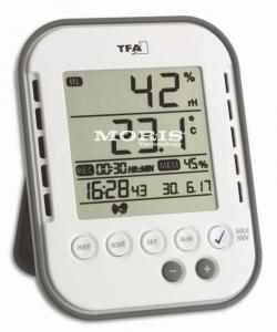 Skaitmeninis termometras / higrometras TFA 30.5022