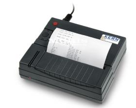 YKS-01 Statistics printer for KERN-Balances with Data interface RS-232
