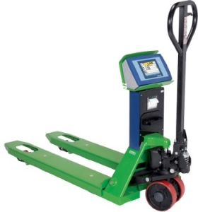 Mobile scale TPW20ETPM