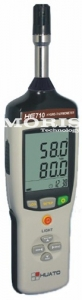 Temperature and humidity meter Huato HE715