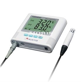 Drėgmės/temperatūros matuoklis Huato A2000-EB