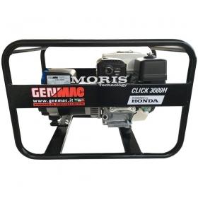 Benzininis elektros generatorius GENMAC CLICK 4000H